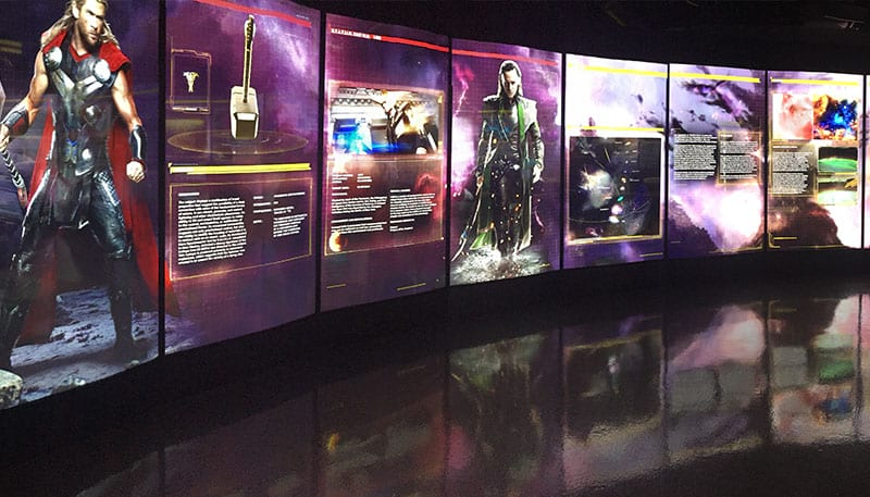 Thor Raum Avengers Station