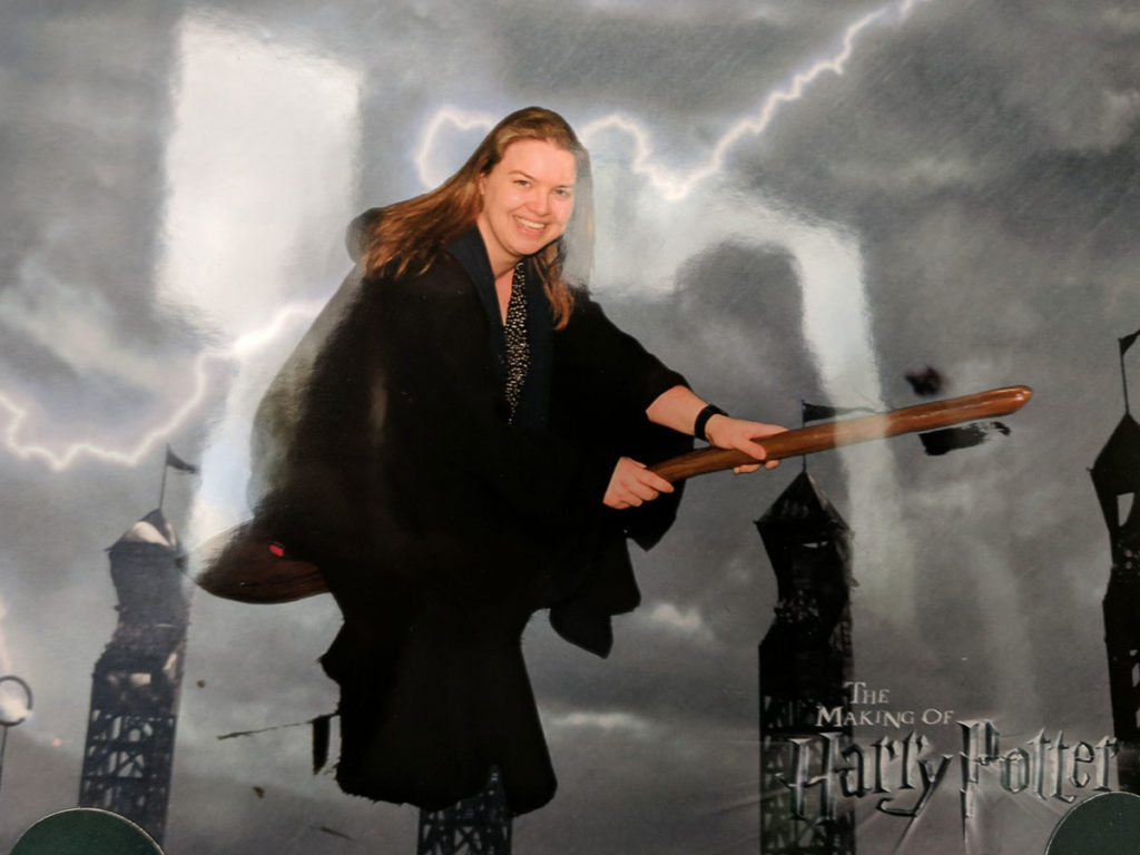 Broomstick Photo