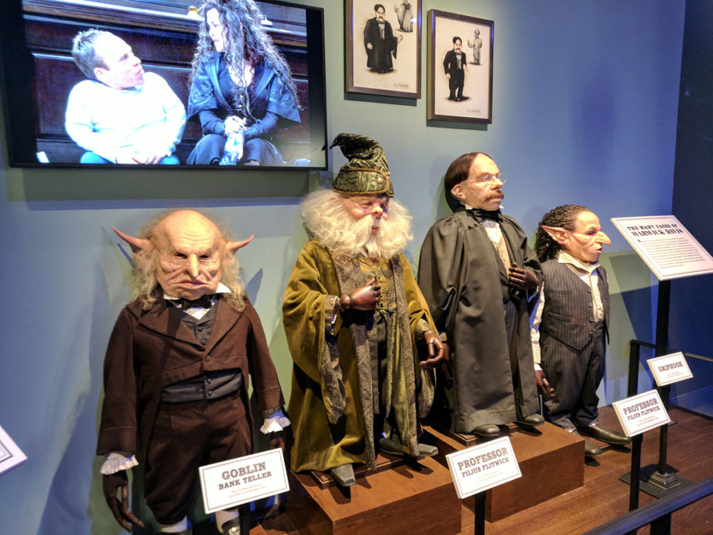 Harry Potter Studios Costumes