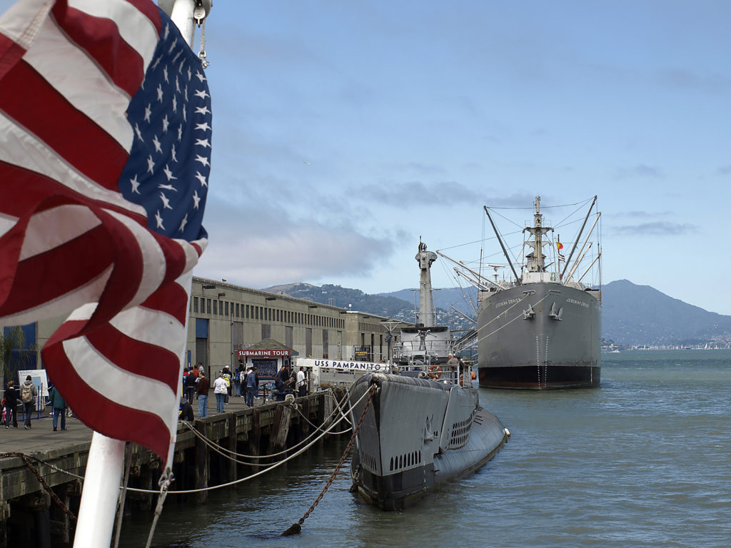 Climb Aboard the USS Pampanito