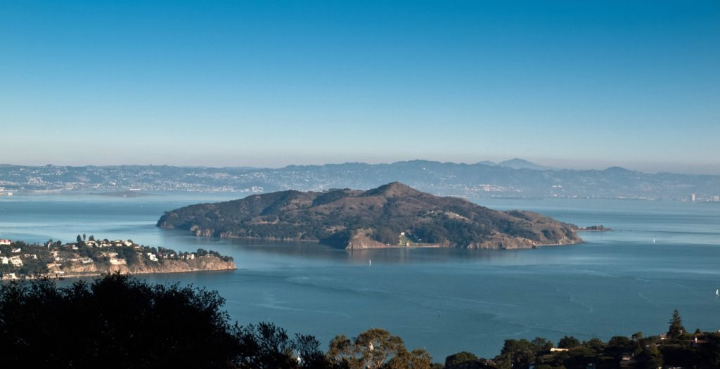 Sail to Angel Island