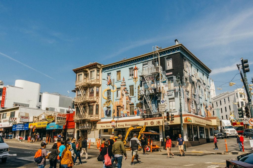 Try to Eat Everything in Chinatown, Japantown, and Little Italy