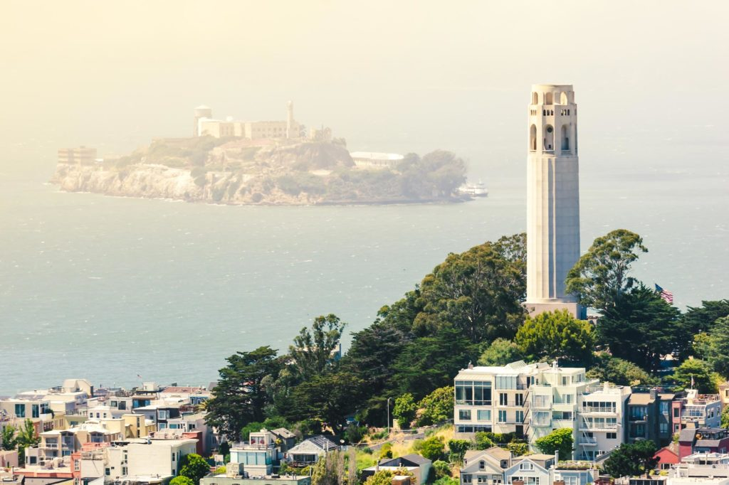 Climb the Coit Tower