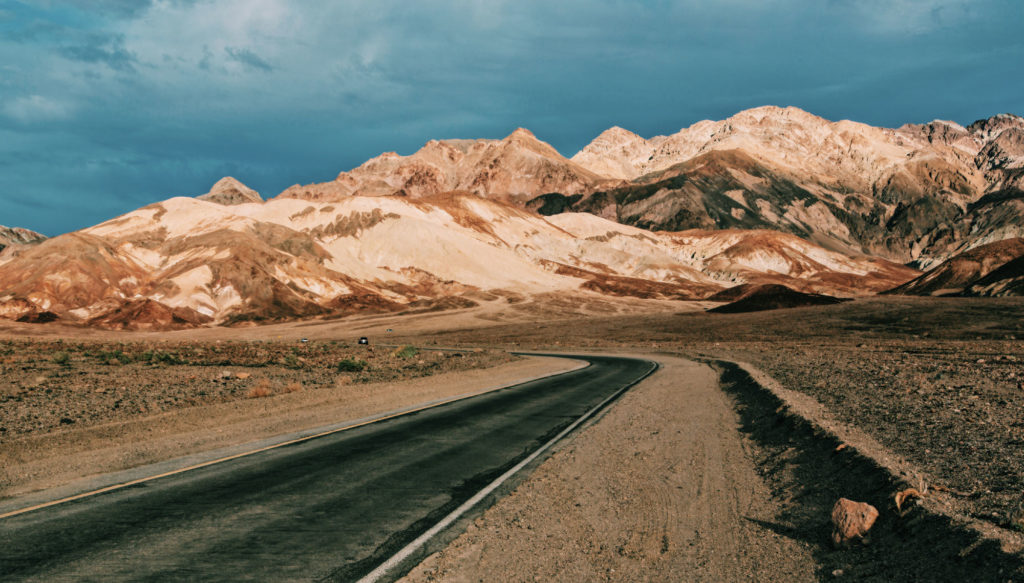 Be daring on a Death Valley day trip.