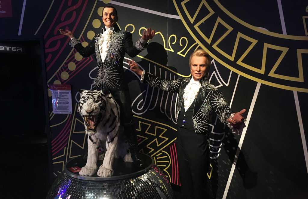Meet the stars at Madame Tussauds Las Vegas.