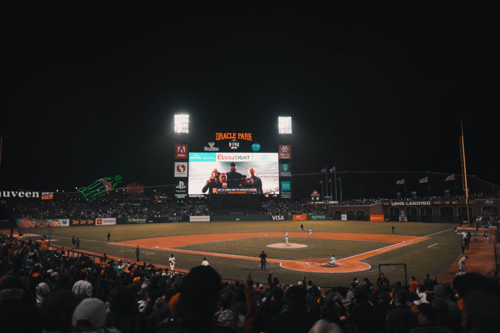 Giants at Oracle Park