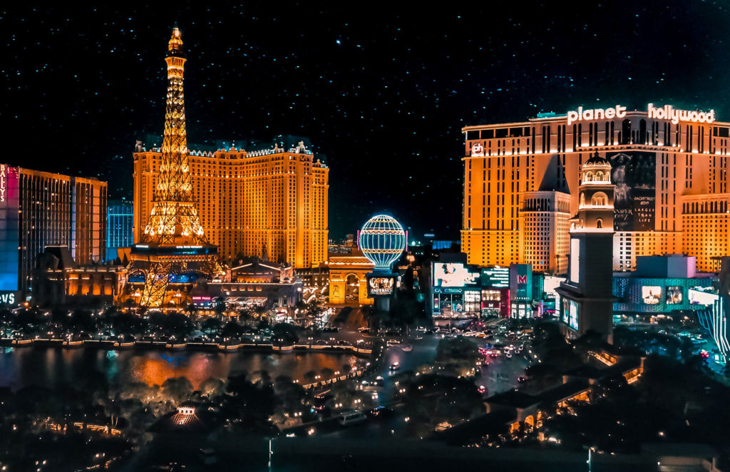 Get a taste of Paris at the Eiffel Tower Las Vegas.