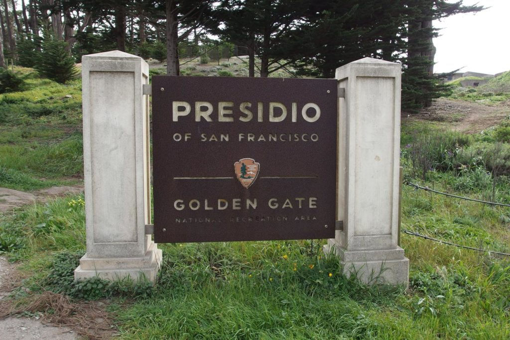 Presidio on a Hike