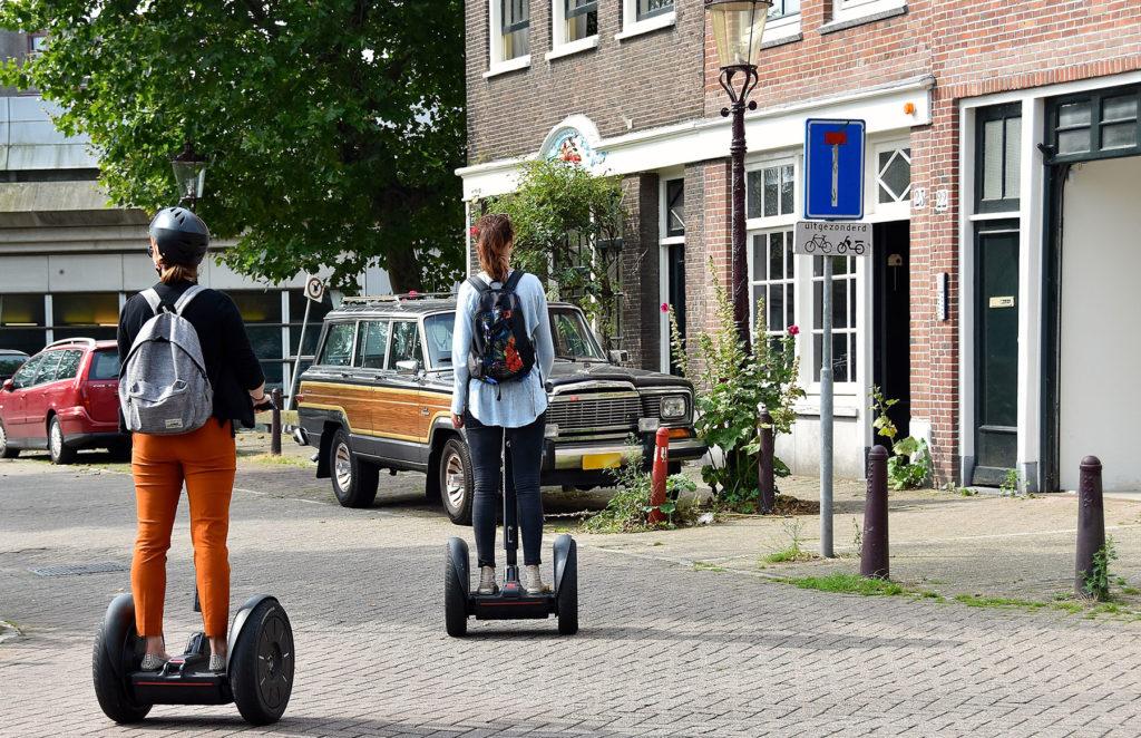 Segway Amsterdam