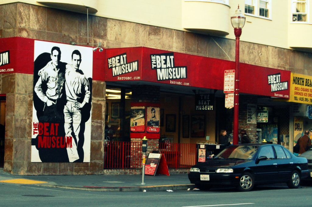 Get Alternative at the Beat Museum